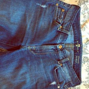 "7FAMK ""Kimmie"" Bootcut Jeans!!"